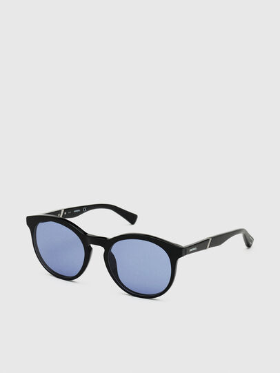 Diesel - DL0310, Black - Sunglasses - Image 2