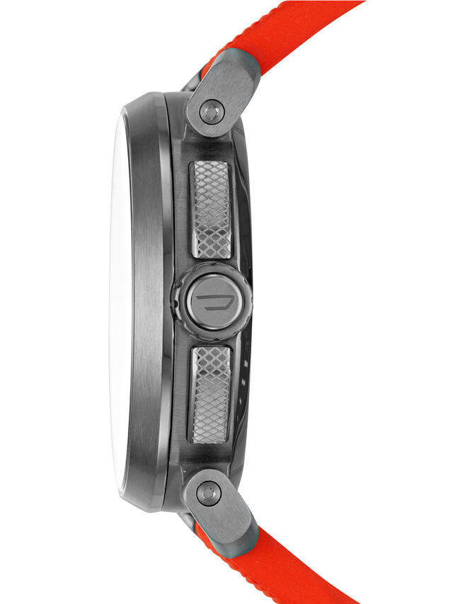 Diesel DT1005, Red - Smartwatches - Image 2