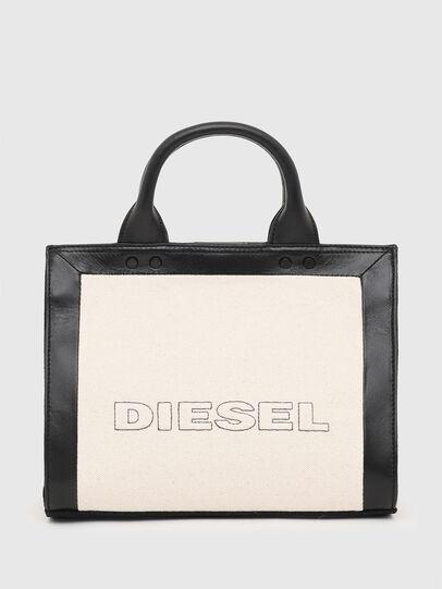 Diesel - SANBONNY SPF, Black/White - Satchels and Handbags - Image 1