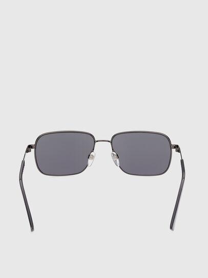 Diesel - DL0354, Grey - Sunglasses - Image 4