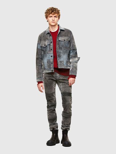 Diesel - TYPE-2020, Dark grey - Jeans - Image 6