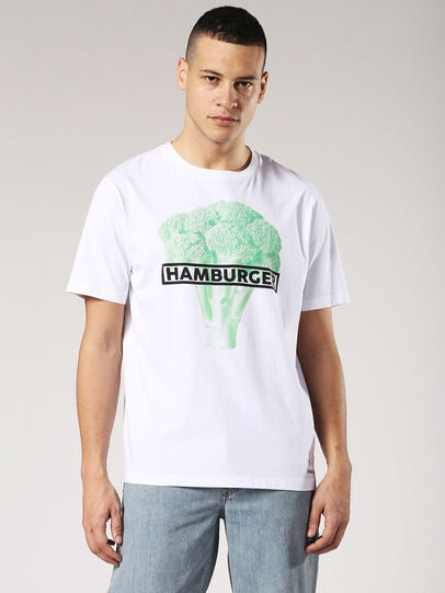Diesel - T-JUST-SO,  - T-Shirts - Image 1