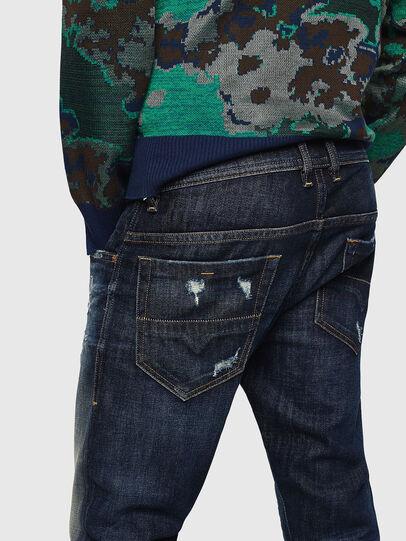 Diesel - Thommer 0890W, Dark Blue - Jeans - Image 4