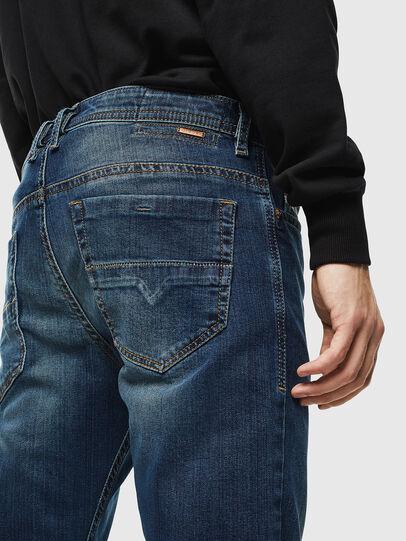 Diesel - Thommer 084BU, Dark Blue - Jeans - Image 4