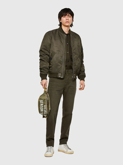 Diesel - D-Fining 0699P, Military Green - Jeans - Image 5