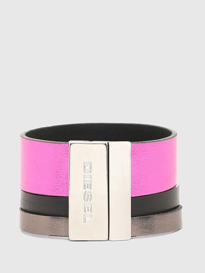 Diesel - A-TRIROUND, Pink - Bijoux and Gadgets - Image 1