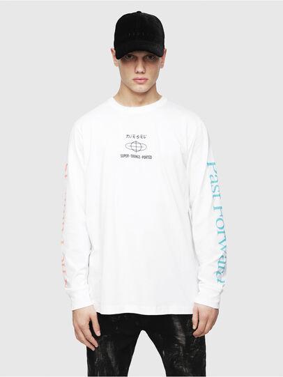 Diesel - T-JUST-LS-YB,  - T-Shirts - Image 1