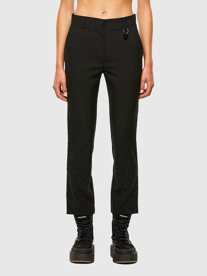 Diesel - P-IDAS-A, Black - Pants - Image 1