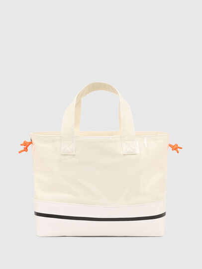 Diesel - ASTI, White - Shopping and Shoulder Bags - Image 2