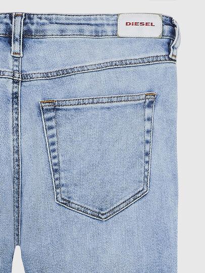 Diesel - Babhila A84PR, Light Blue - Jeans - Image 5