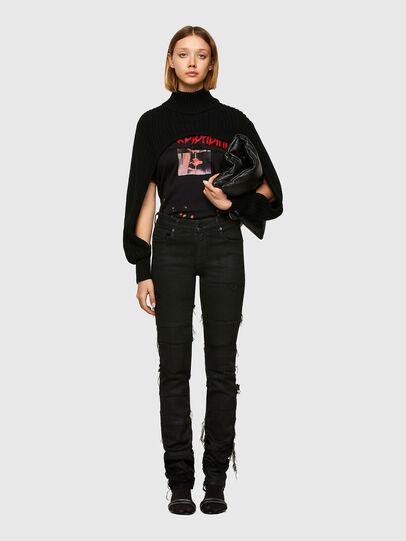 Diesel - TYPE-1006, Black/Dark grey - Jeans - Image 5
