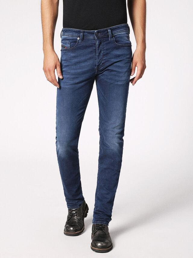 Diesel Buster 0675L, Dark Blue - Jeans - Image 2