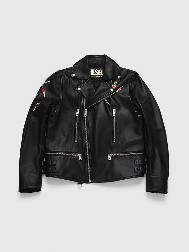 CL-L-GOTIV-LITM,  - Leather jackets