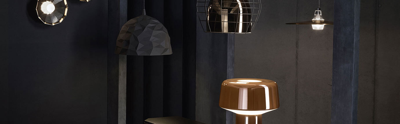 The lighting collection, Diesel with Foscarini