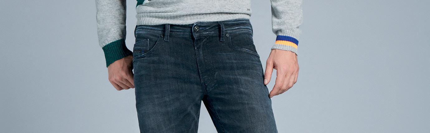 Shop Men's Tapered Jeans