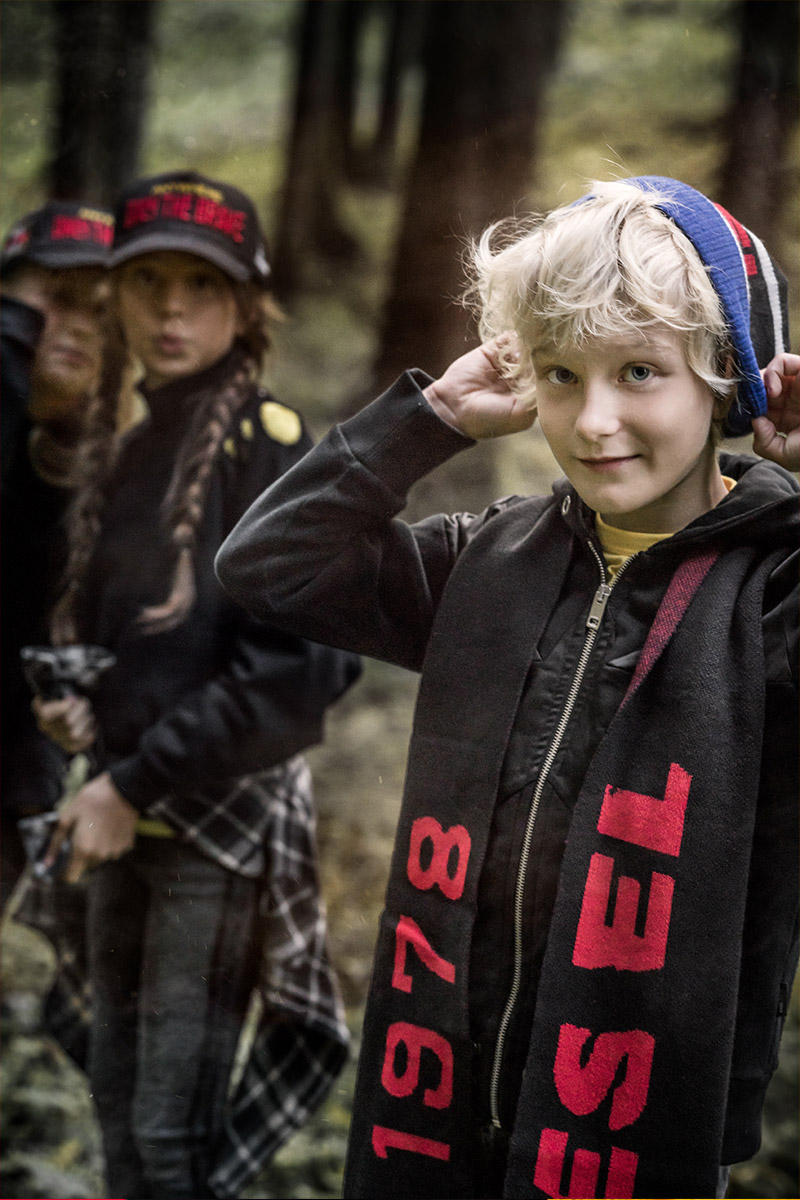 Black Friday Up To 30% Off For Kid | Diesel Online Store