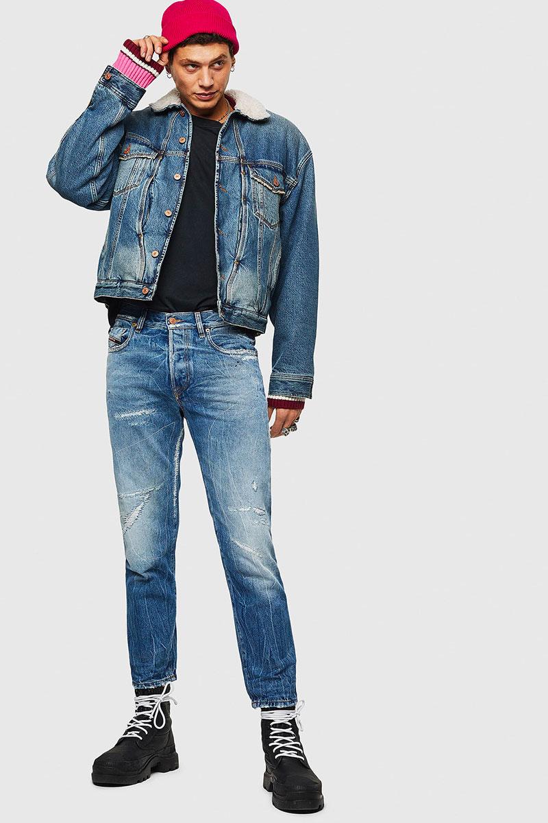 Diesel Jeans Man Slim