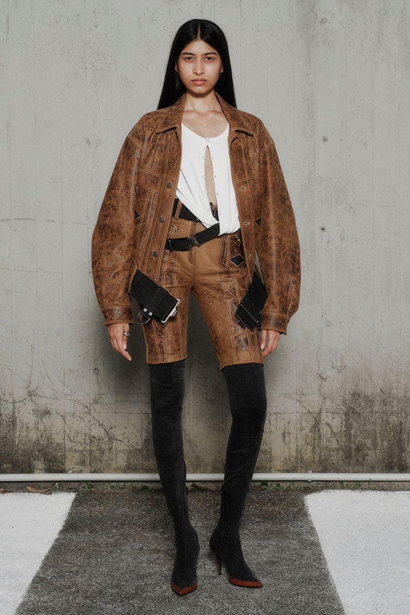 Diesel Fashion Show SS22   Glenn Martens   Look 43