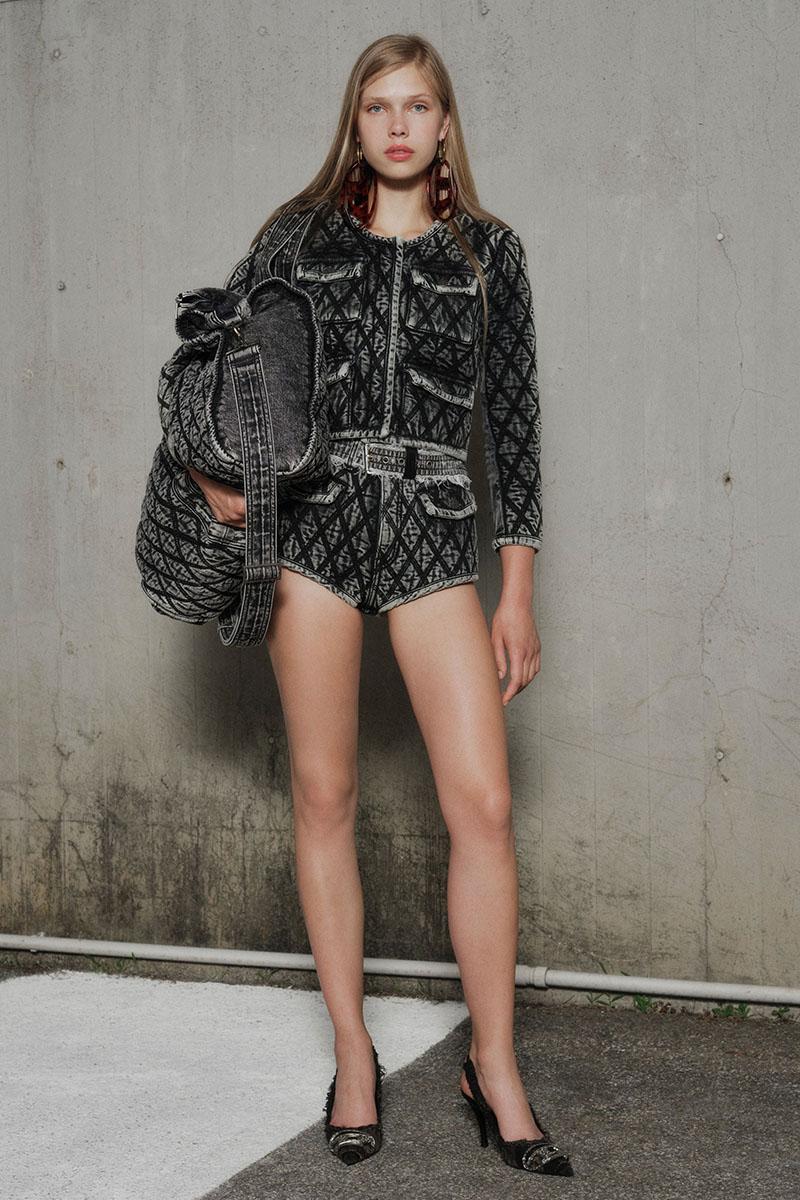 Diesel Fashion Show SS22   Glenn Martens   Look 26