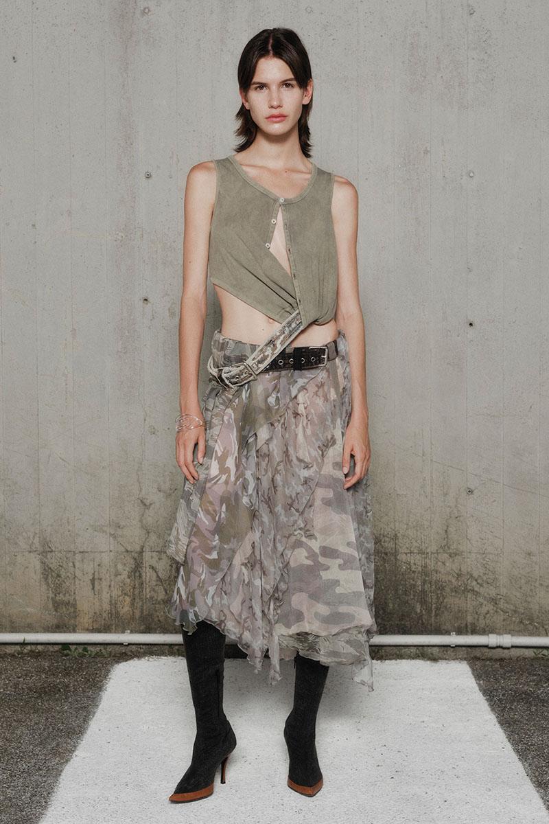 Diesel Fashion Show SS22   Glenn Martens   Look 40