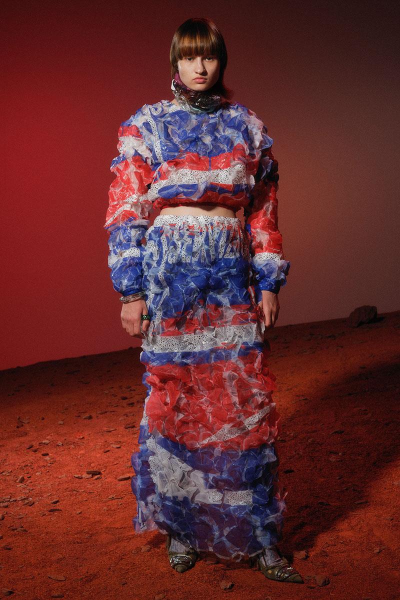 Diesel Fashion Show SS22   Glenn Martens   Look 79