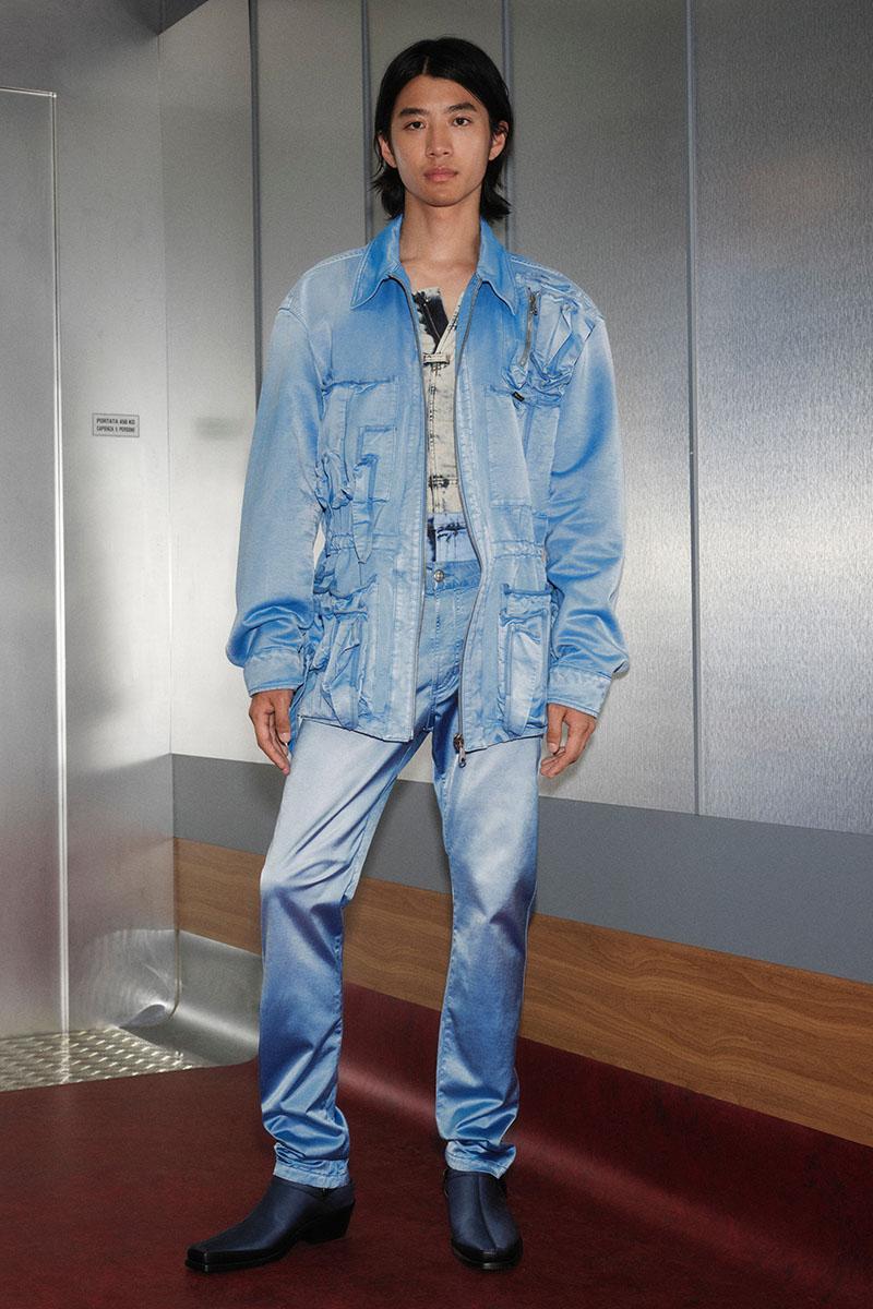 Diesel Fashion Show SS22   Glenn Martens   Look 53
