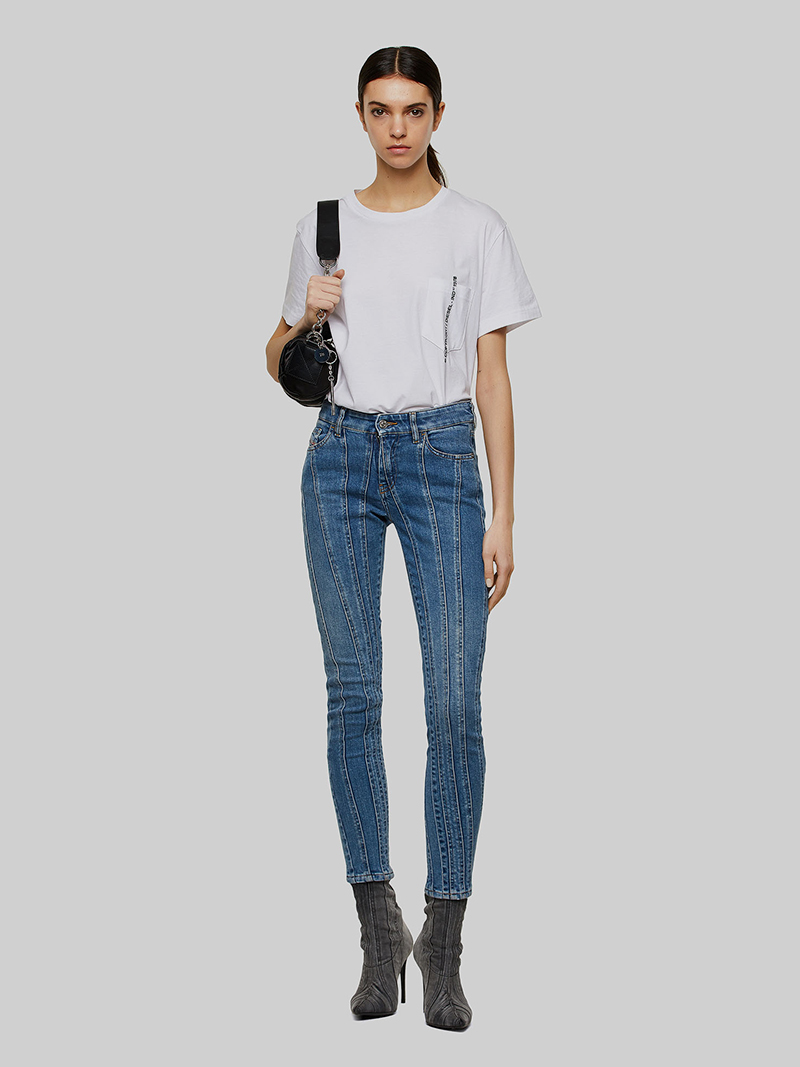 DIESEL SKINNY FIT FOR WOMEN