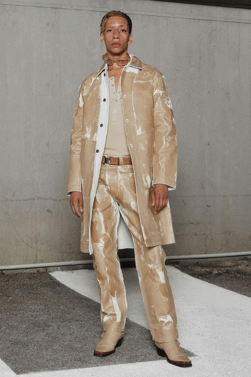 Diesel Fashion Show SS22   Glenn Martens   Look 24