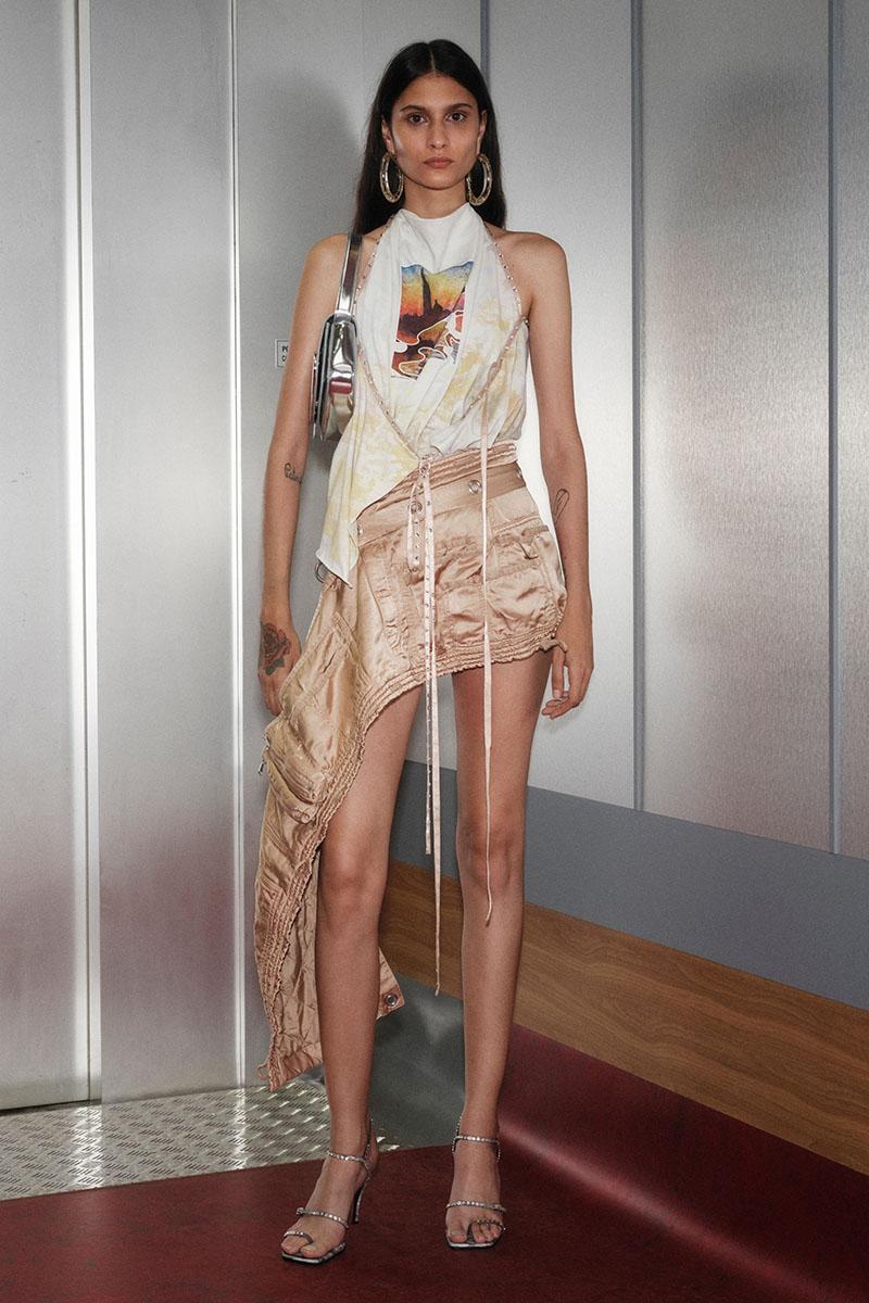 Diesel Fashion Show SS22   Glenn Martens   Look 49