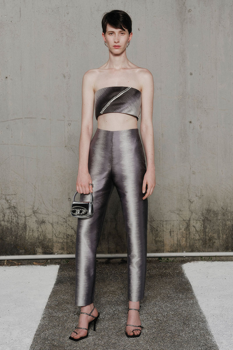 Diesel Fashion Show SS22   Glenn Martens   Look 37