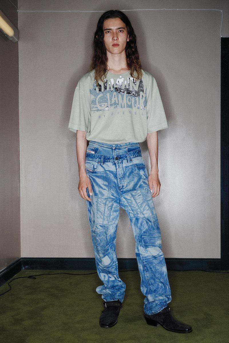 Diesel Fashion Show SS22   Glenn Martens   Look 18