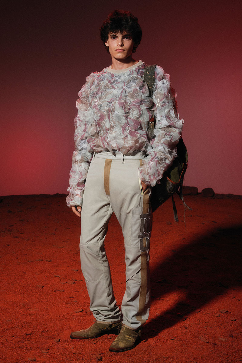Diesel Fashion Show SS22   Glenn Martens   Look 72