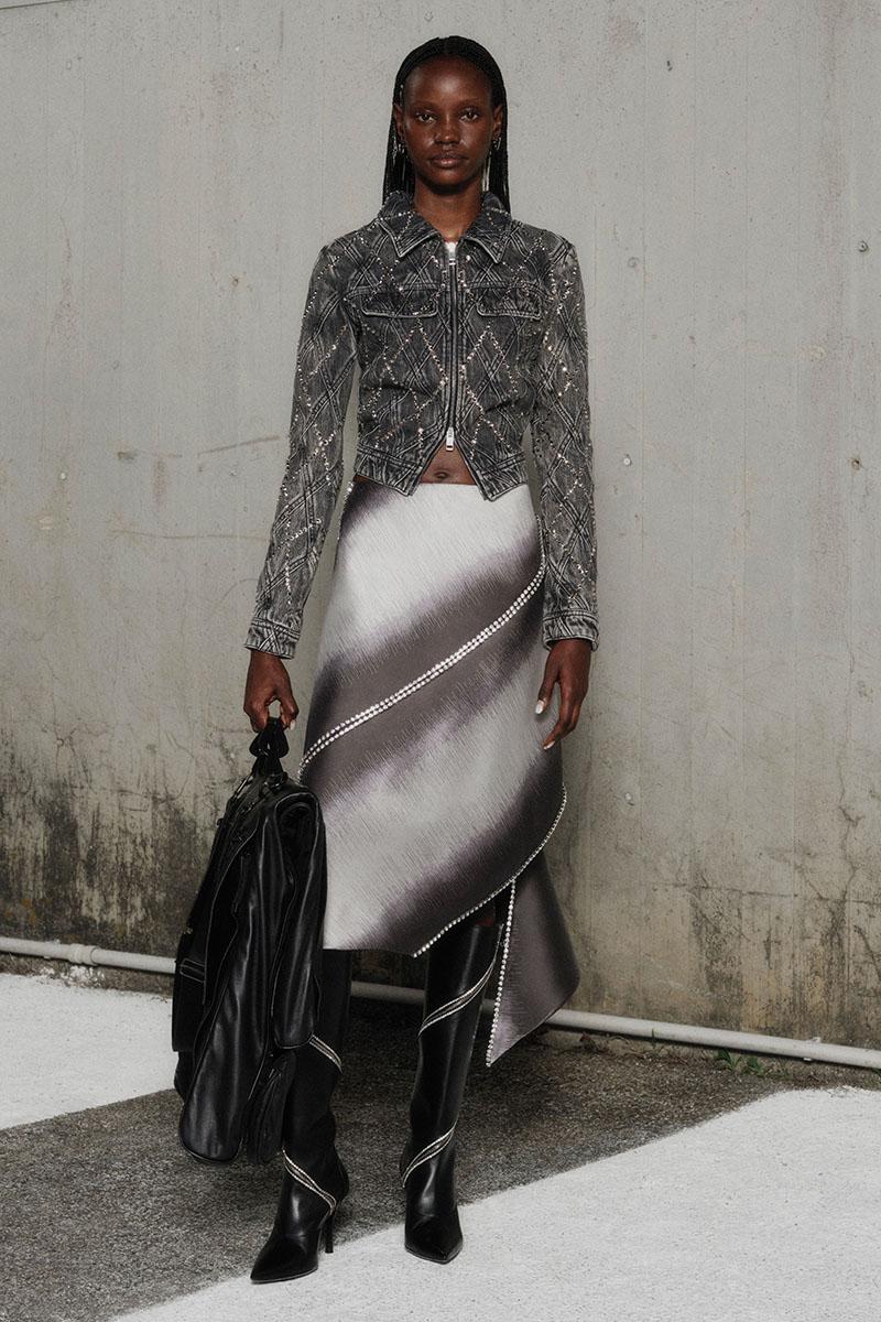 Diesel Fashion Show SS22   Glenn Martens   Look 36