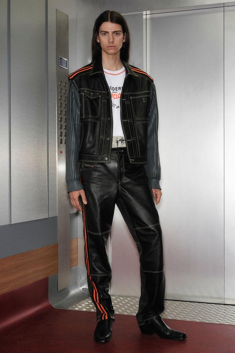 Diesel Fashion Show SS22   Glenn Martens   Look 56