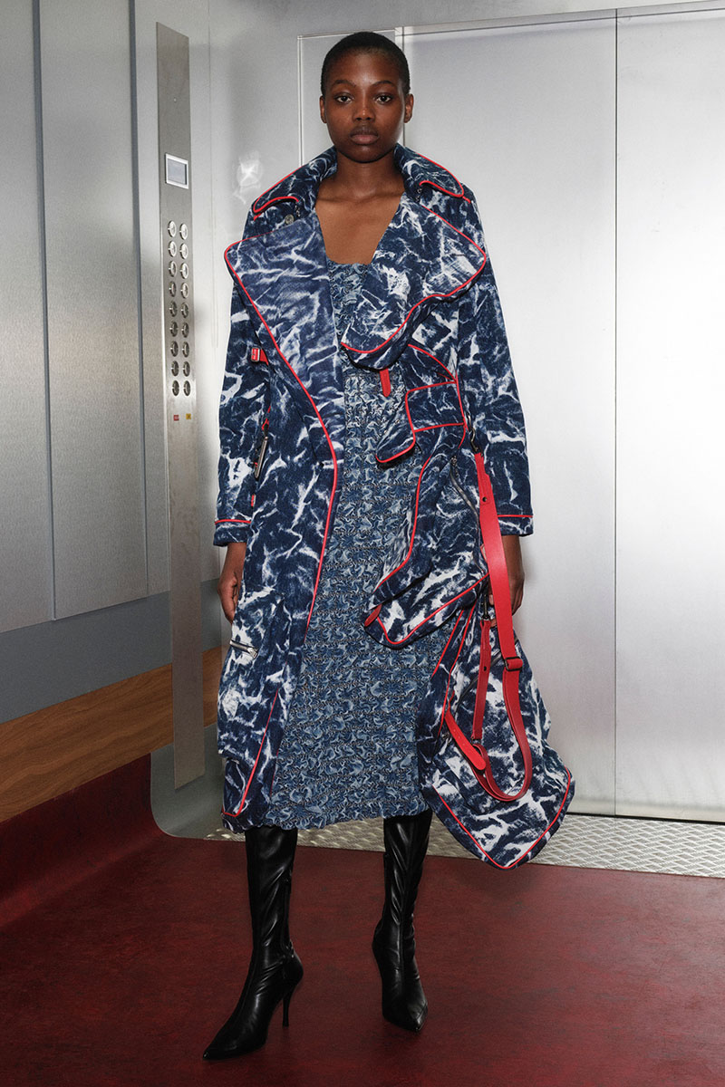 Diesel Fashion Show SS22   Glenn Martens   Look 61