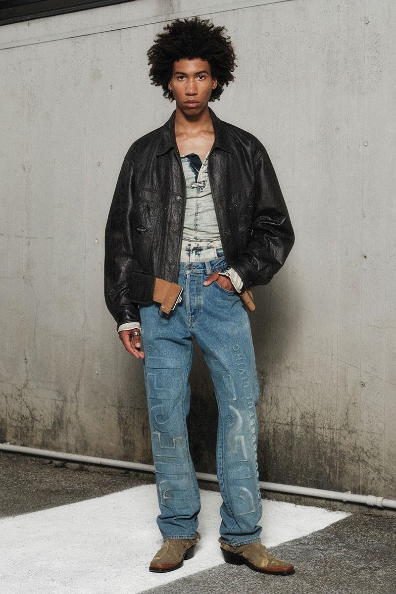 Diesel Fashion Show SS22   Glenn Martens   Look 44