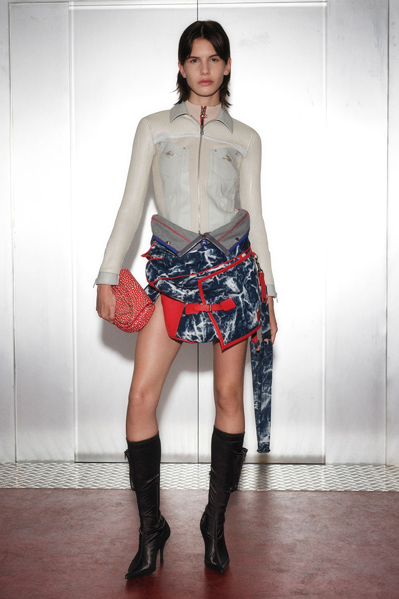 Diesel Fashion Show SS22   Glenn Martens   Look 63