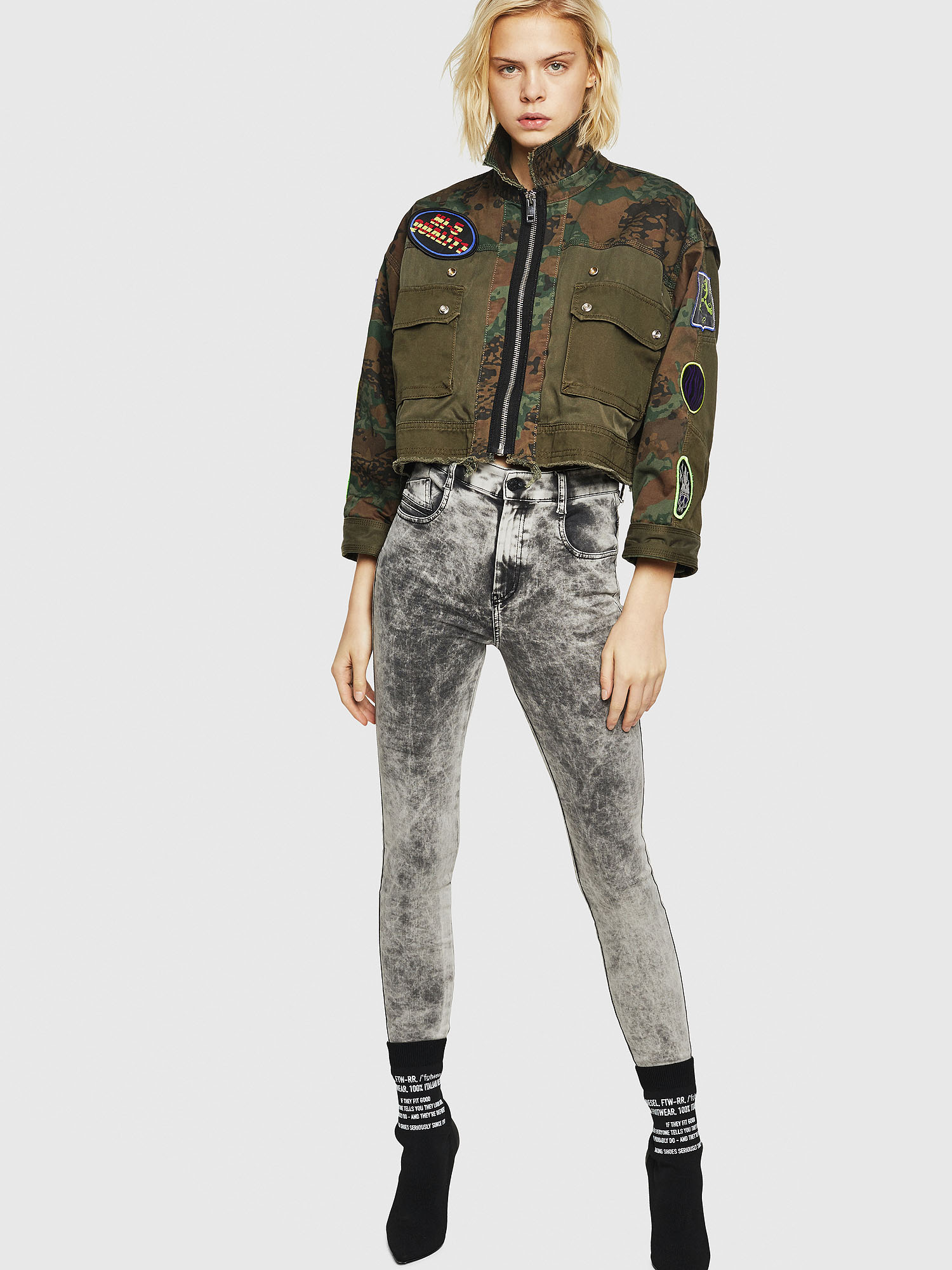 Diesel - Slandy High 069GQ,  - Jeans - Image 5