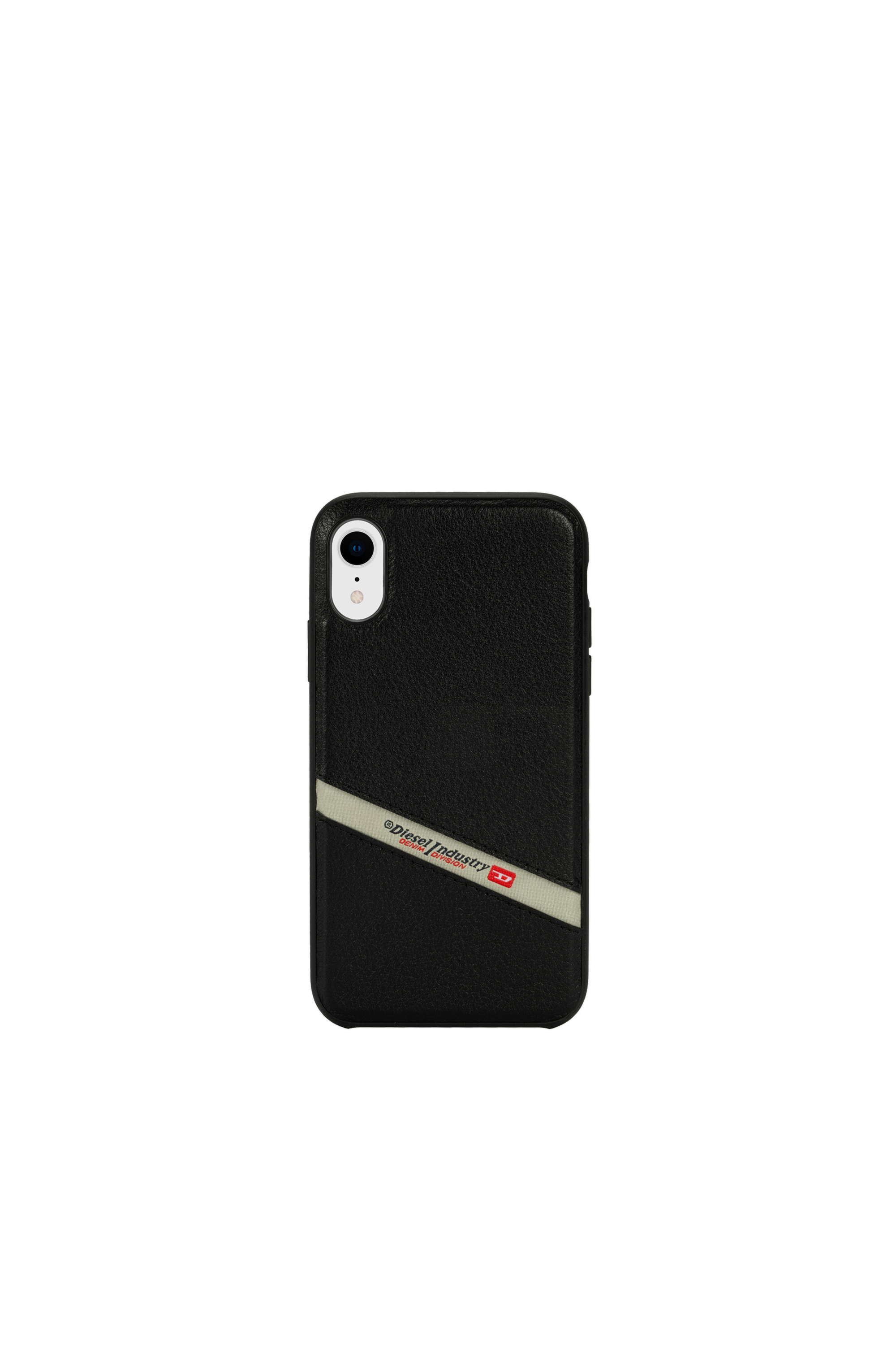 Diesel - DIESEL LEATHER CO-MOLD CASE FOR IPHONE XR,  - Cases - Image 4