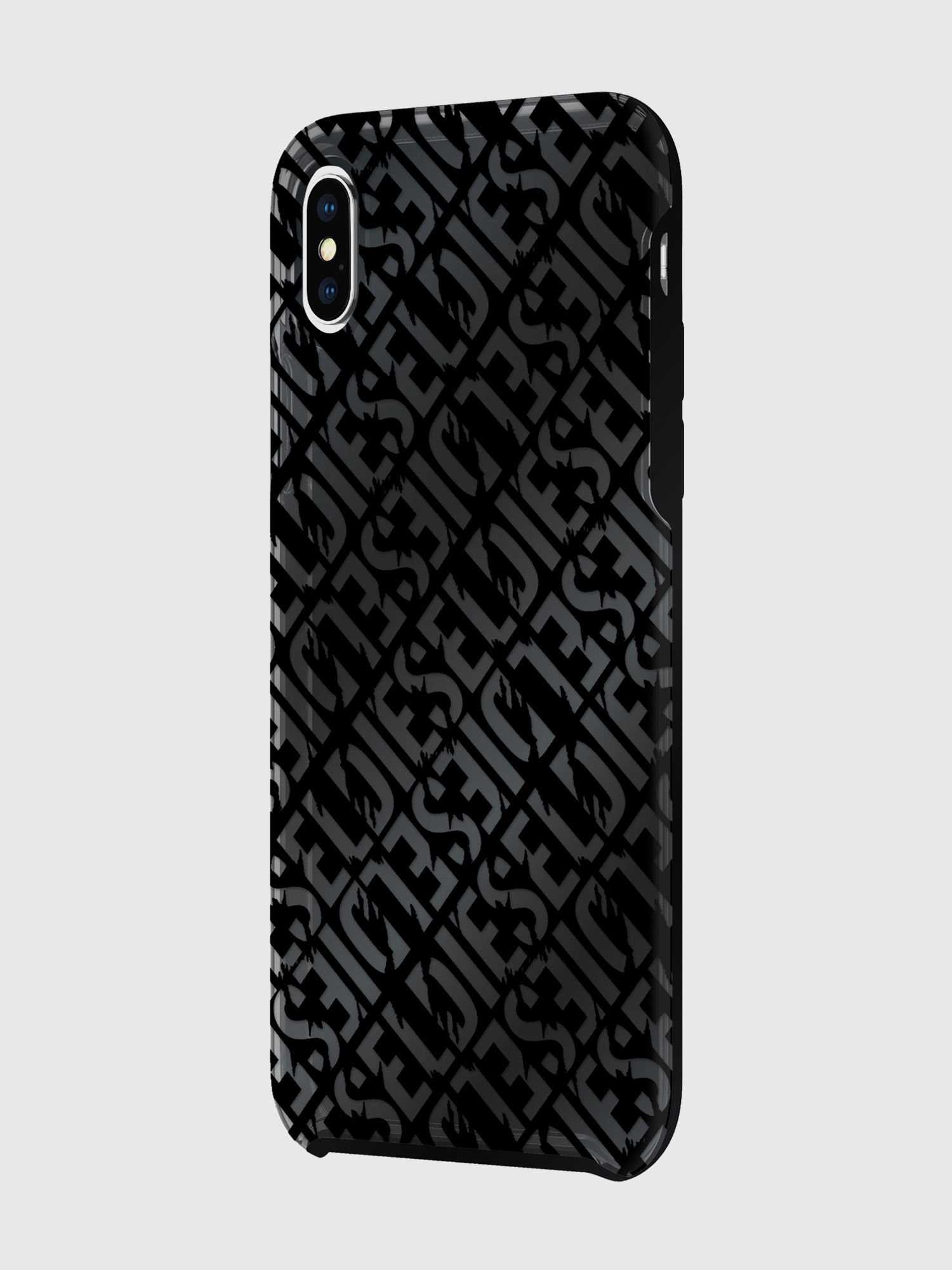 Diesel - DIESEL PRINTED CO-MOLD CASE FOR IPHONE XS MAX,  - Cases - Image 5